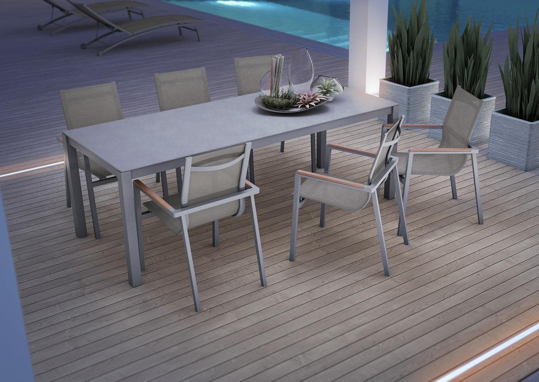 Stół aluminiowy do ogrodu – na co zwrócić uwagę?