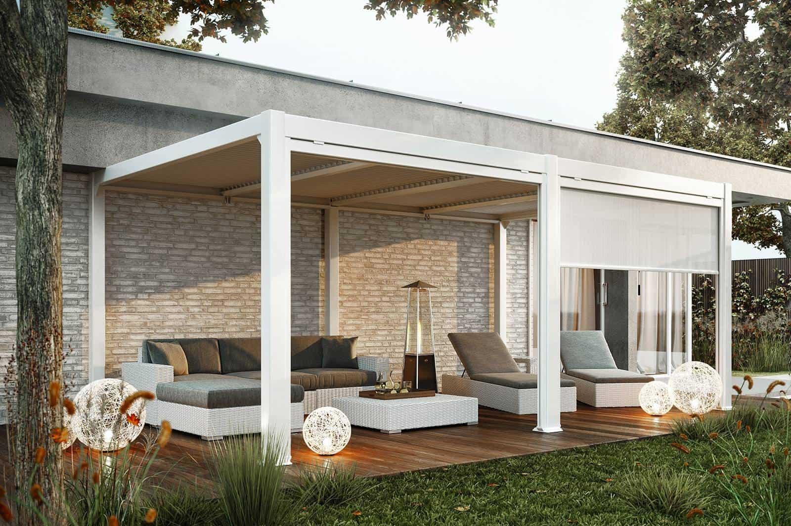 Pergola – zadaszenie, które podniesie komfort wypoczynku w ogrodzie