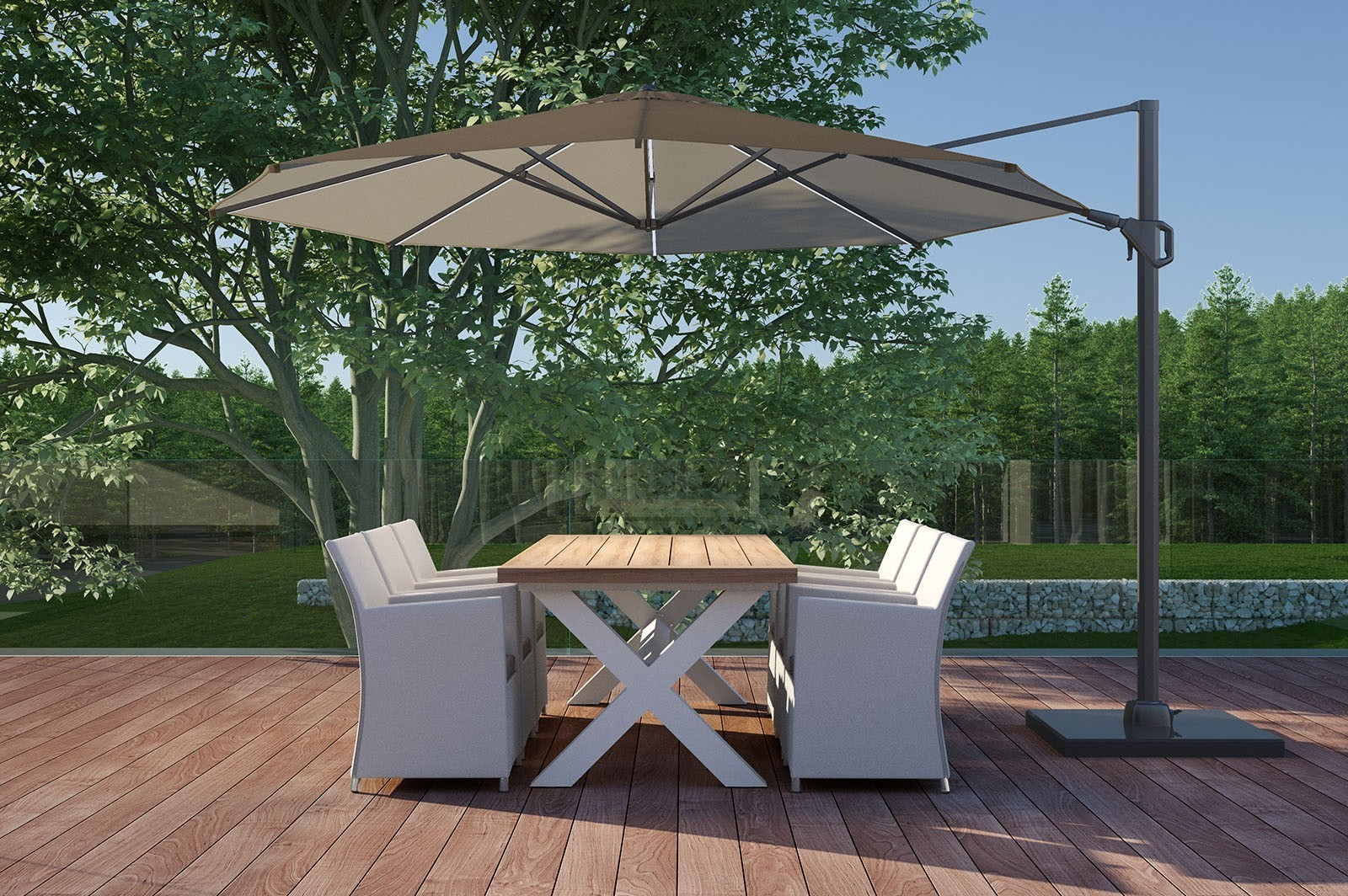 Stół i krzesła na taras Stół i krzesła na taras – wygodna alternatywa dla klasycznych mebli wypoczynkowych