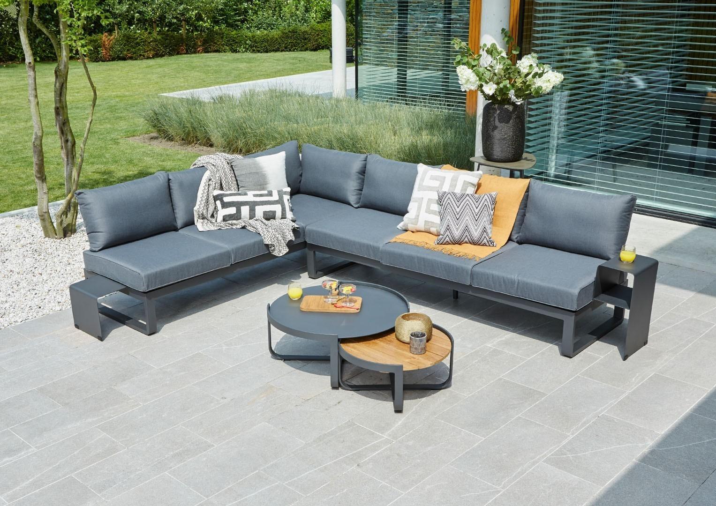 Nowoczesne meble ogrodowe aluminiowe – lekki i trwały wybór na lata!