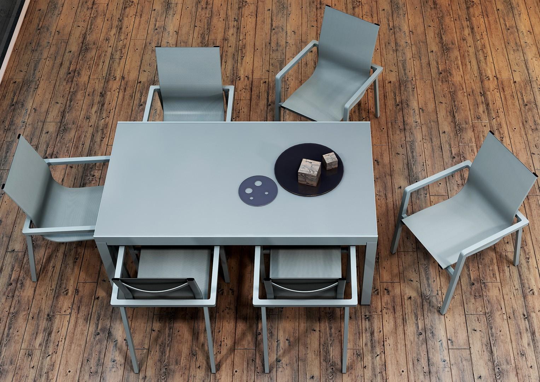 Wspaniały Meble ogrodowe z aluminium | ZUMM Producent nowoczesnych mebli LM08