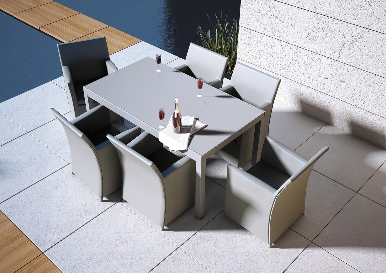 Meble ogrodowe dla restauracji