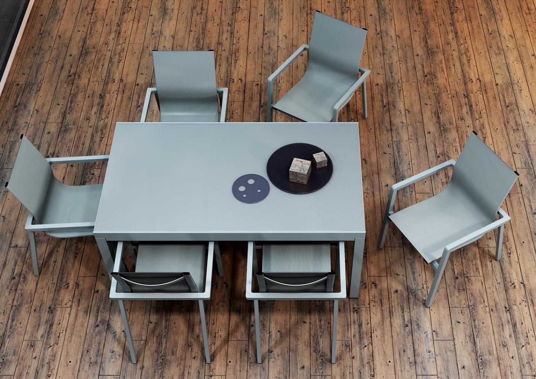 Jaki powinien być nowoczesny stół do ogrodu?