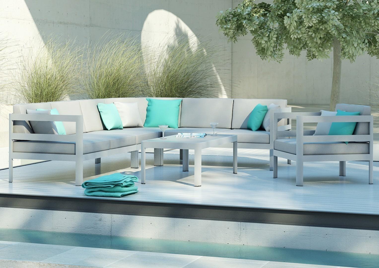 taras inspiracje sofa Barcelona