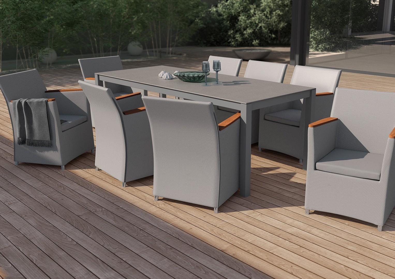 Stół OVIEDO - STONE&WOOD