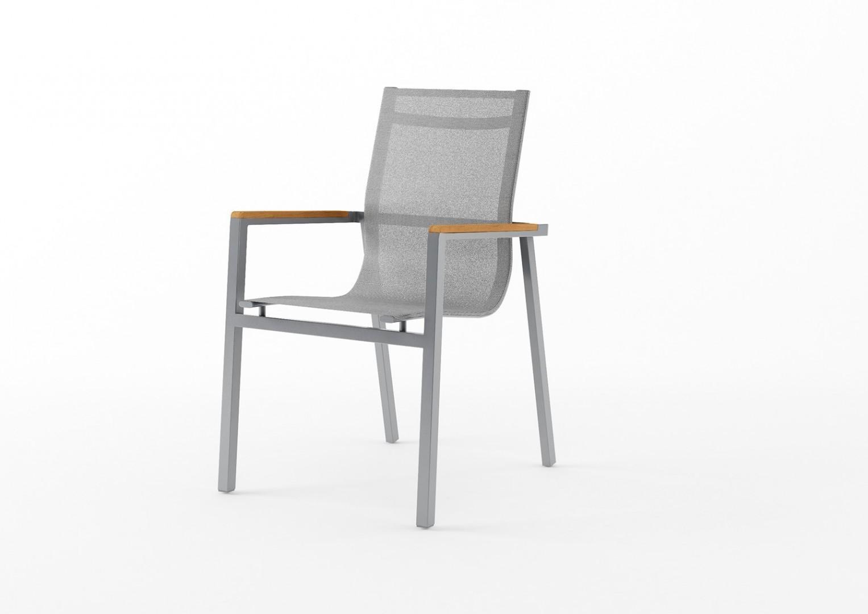 Krzesło ALICANTE TEAK - STONE&WOOD