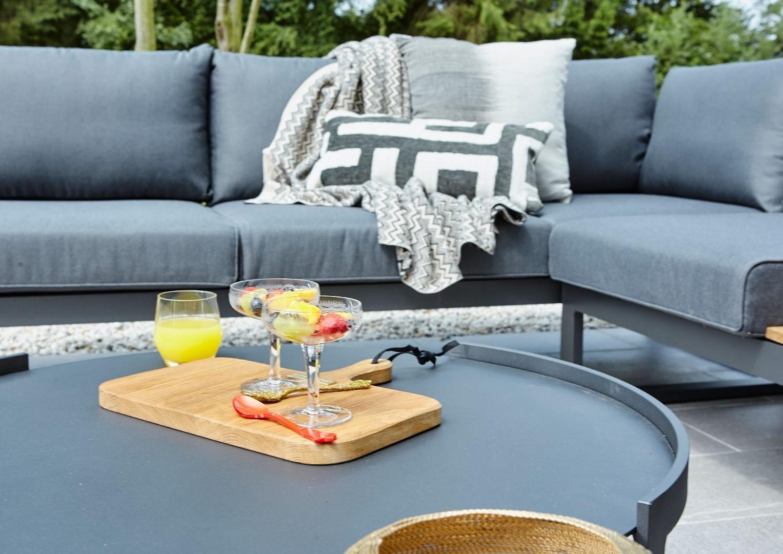 nowoczesne meble ogrodowe zestaw Parma