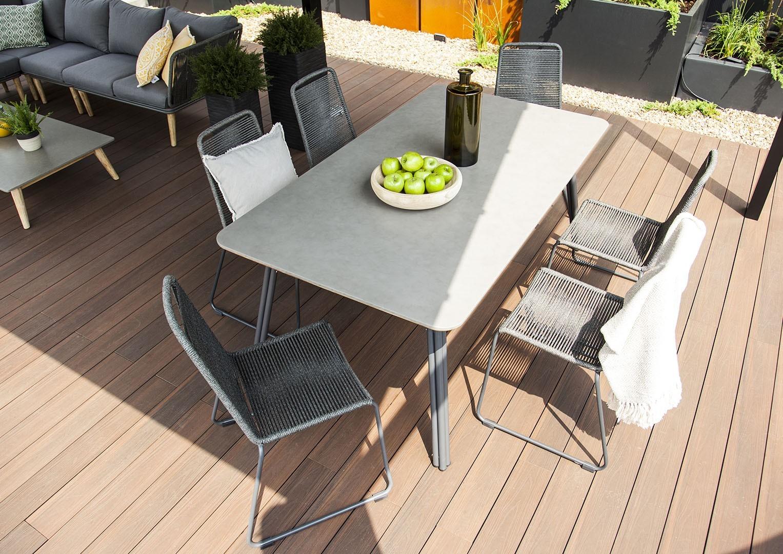Krzesło ogrodowe ELOS - Suns