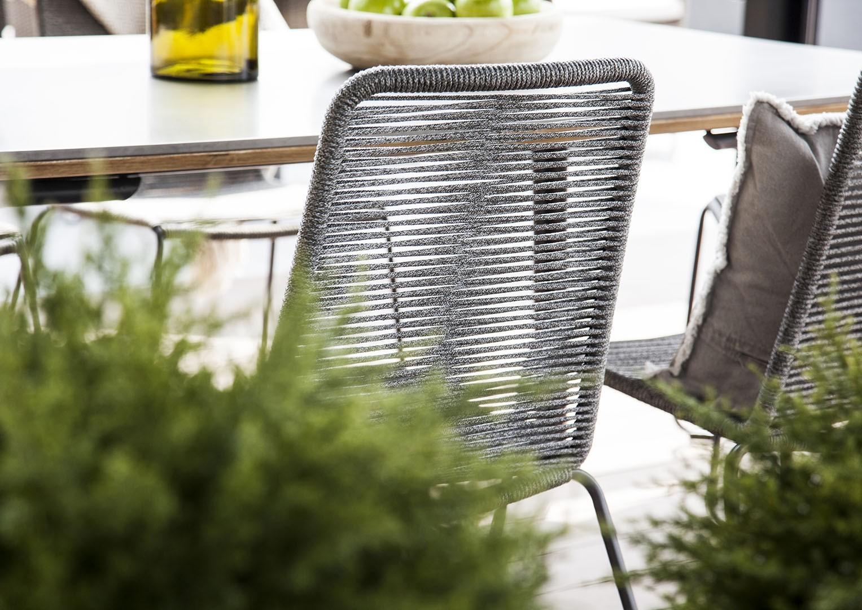 meble wypoczynkowe na taras krzesło Elos
