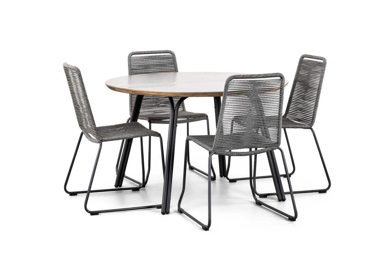 stylowe meble ogrodowe stoły Simi-Suns
