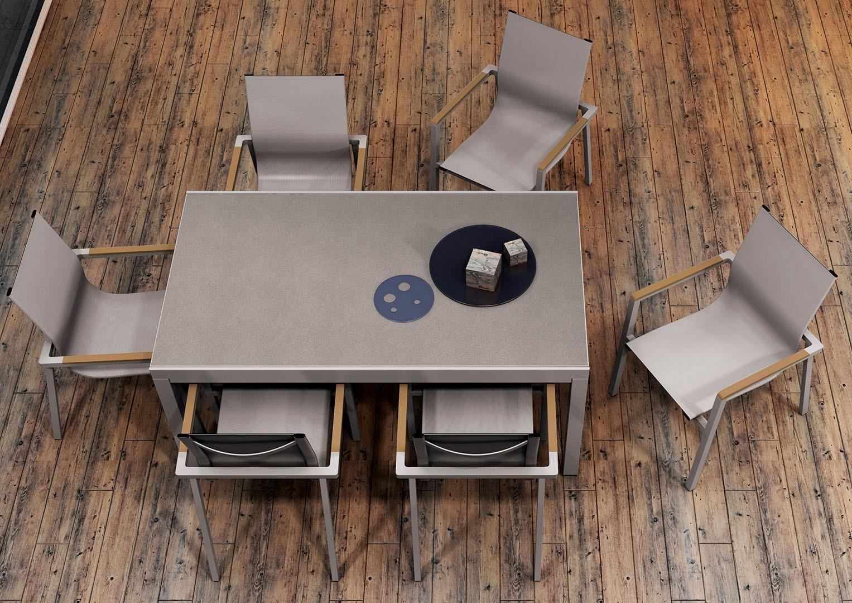 komplety ogrodowe stół Toledo