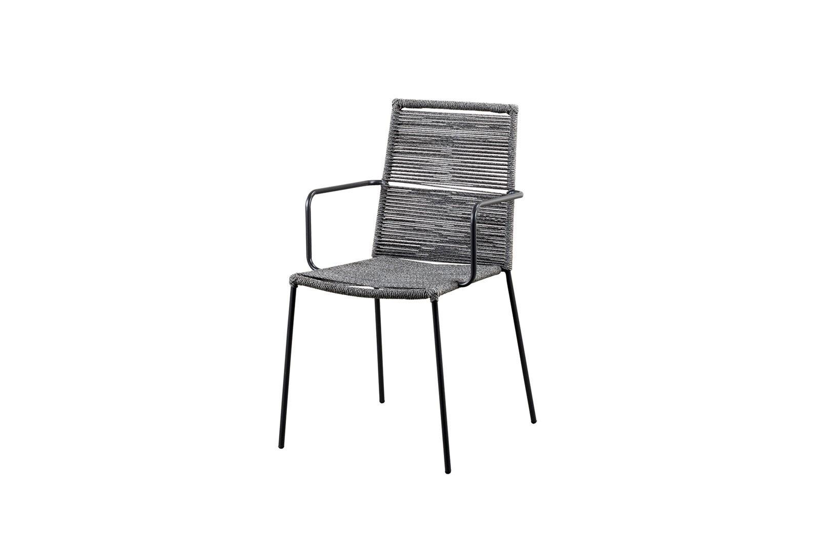 krzesła ogrodowe metalowe KEA