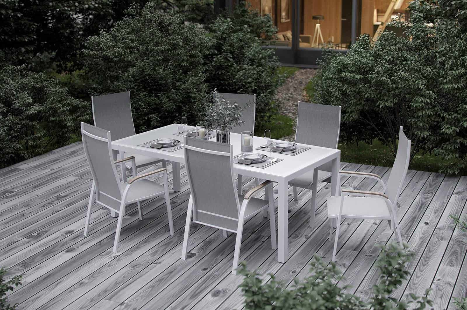 Stół ogrodowy OVIEDO